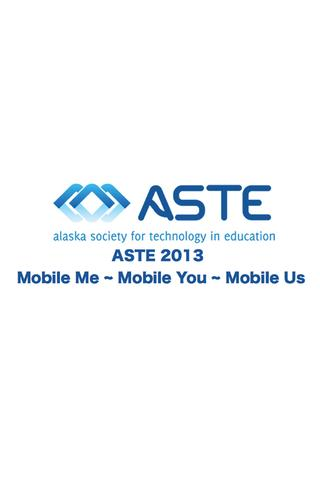 ASTE Conference 2013