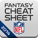 NFL Fantasy Cheat Sheet 2014 icon