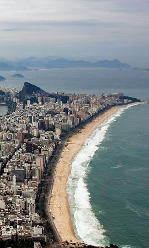 欢迎到巴西