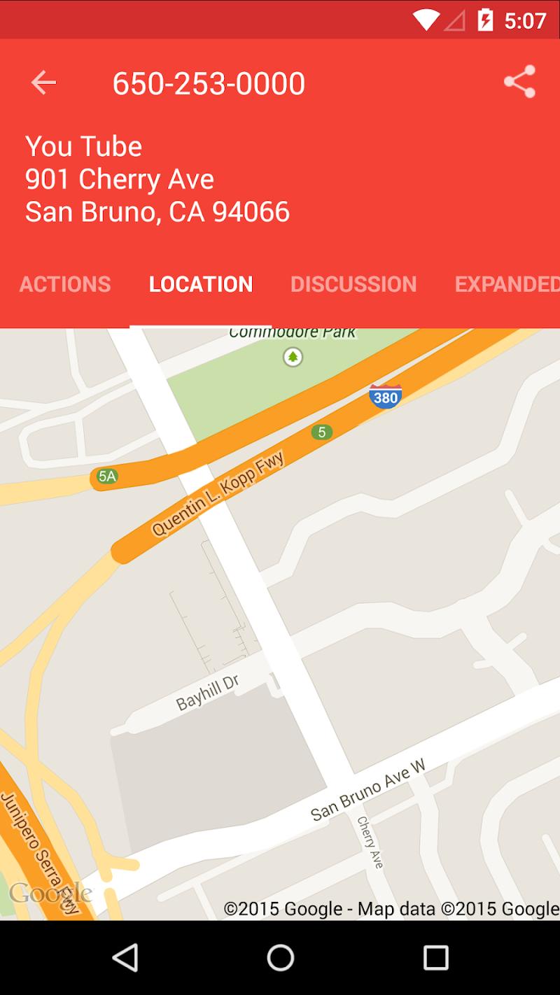 Reverse Lookup PLUS w/ Live Caller ID Screenshot 2