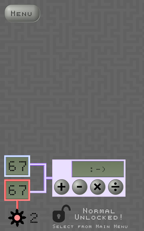 Math Machine - screenshot