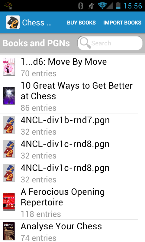 Chess Viewer- screenshot
