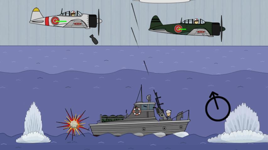 Doodle Army - screenshot