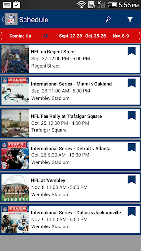 【免費運動App】NFL UK Fan Pass-APP點子
