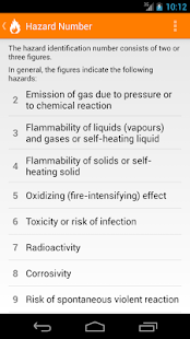 Dangerous Goods Manual- screenshot thumbnail