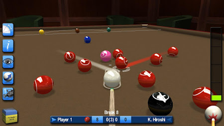 Pro Snooker 2015 1.17 screenshot 193117