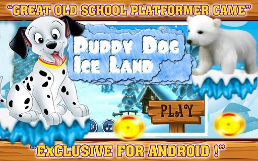 Puppy Dog Ice Land