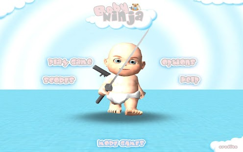 Baby Ninja- screenshot thumbnail