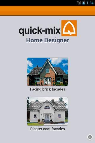 quick-mix Home Designer