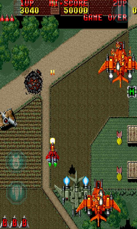 Raiden Legacy screenshot #5