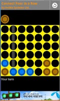 Screenshot of Connect Four in a Row