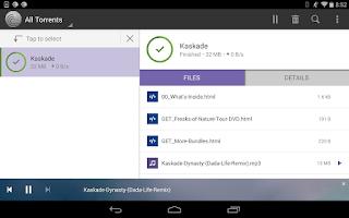 Screenshot of BitTorrent® Pro - Torrent App