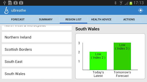 【免費健康App】uBreathe-APP點子