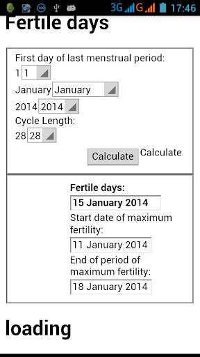 Calculer La grossesse