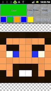 Skin Creator for Minecraft - screenshot thumbnail