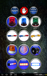 Siren Ringtones- screenshot thumbnail