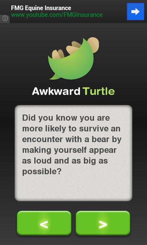 Awkward Turtle - screenshot