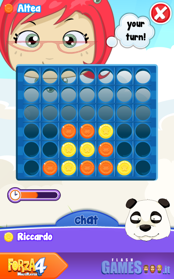 Connect 4 Multiplayer - Free- screenshot