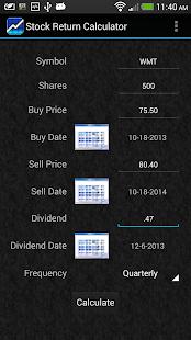 Stock Price Calculator Pro on the App Store - iTunes - Apple