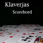 Klaverjas scoreboard