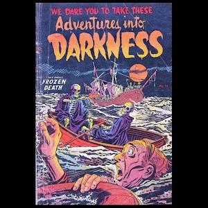 Adventures Into Darkness # 14