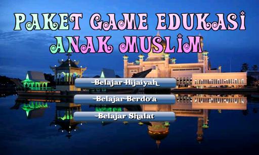 Edukasi Anak Muslim 1st