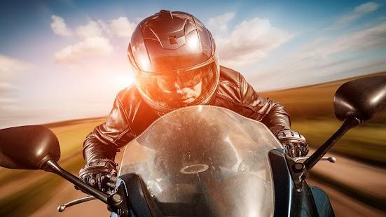 摩托車動態壁紙