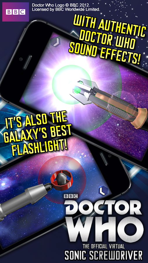 Doctor Who: Sonic Screwdriver- screenshot