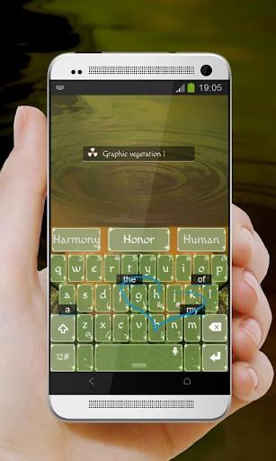 綠色帝國 TouchPal Theme 個人化 App-愛順發玩APP