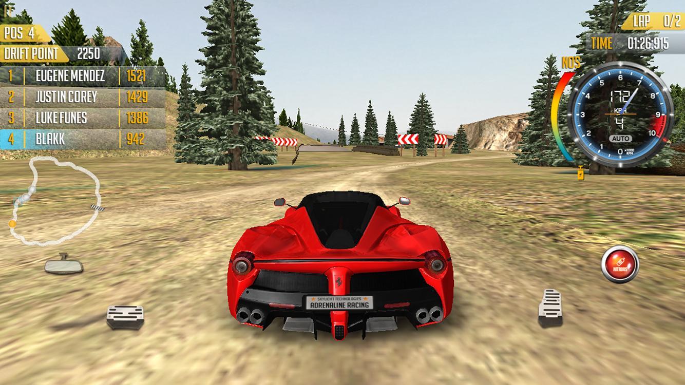 Adrenaline Racing Hypercars Hack On Hax