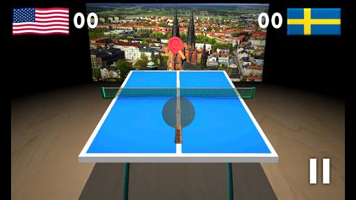 Virtual Table Tennis 3D World