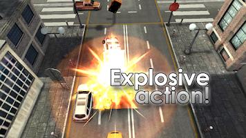 Screenshot of 911 Ambulance Joyride Racing