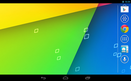 Jelly Bean 4.3 Nexus Wallpaper- screenshot thumbnail