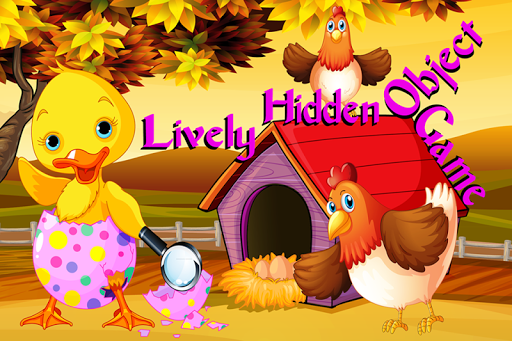 Lively Hidden Objects Game
