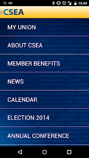 CSEA - screenshot thumbnail