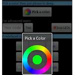 LED Color Tester Apk
