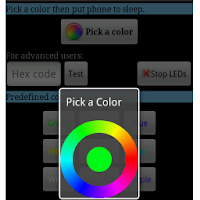 LED Color Tester 1.71 - Added disco mode