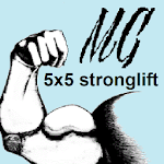 Muscle Gains 5x5 stronglift