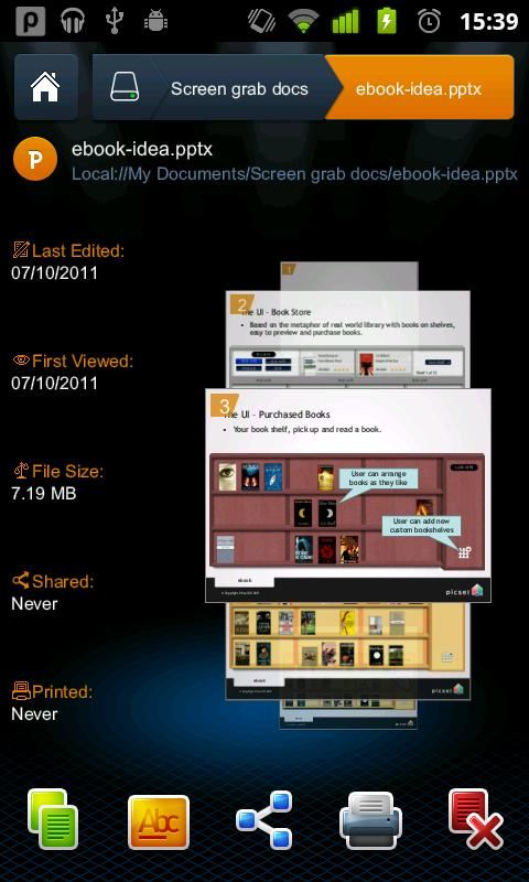 Smart Office Lite - screenshot