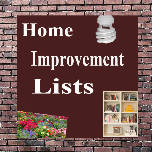 Home Improvement Lists 生活 App LOGO-APP開箱王