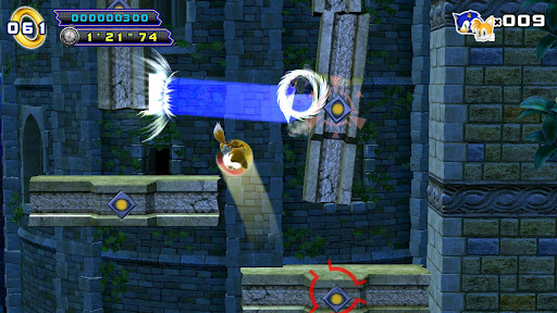 Sonic 4 Episode II THD v1.3 APK
