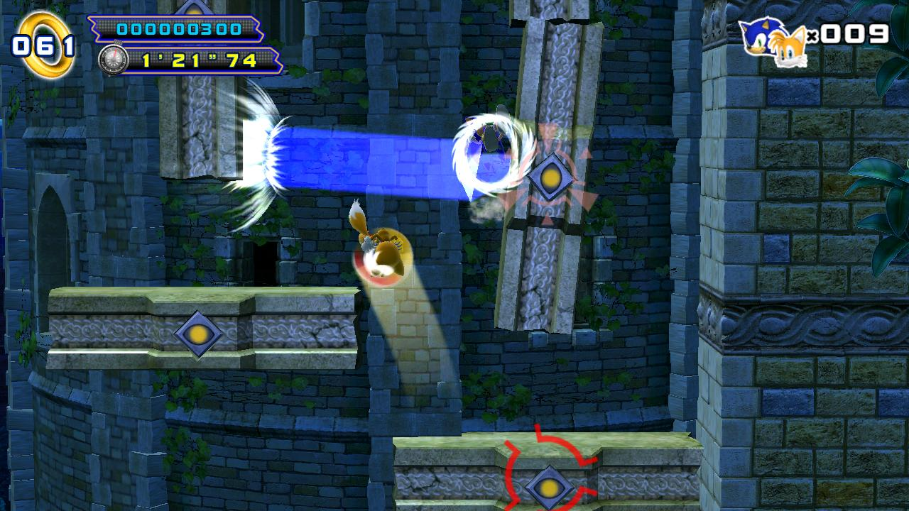 Sonic 4 Episode II THD Screenshot 1