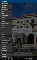 Screenshot of MySDMobile