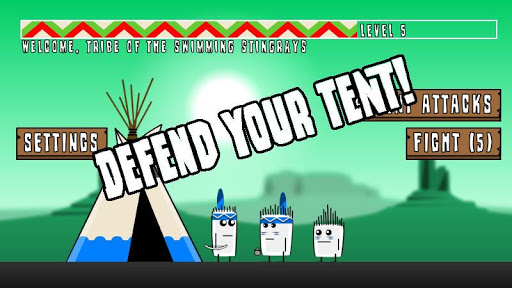 Defend Your Tent
