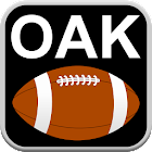 Oakland Football icon