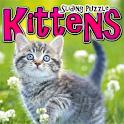 Kittens Sliding Puzzle Lite logo