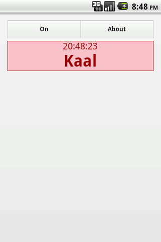 Chaughadiya for Droid - screenshot