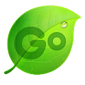 Danish for GO Keyboard logo