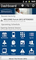 Screenshot of The Forum 2012