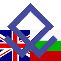 Bulgarian English Dictionary logo